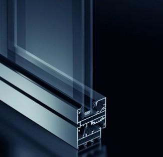 Hliníková okna AWS 50.NI