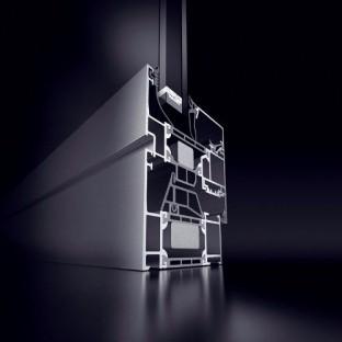 Hliníkový okenní profil Schüco AWS 70.HI