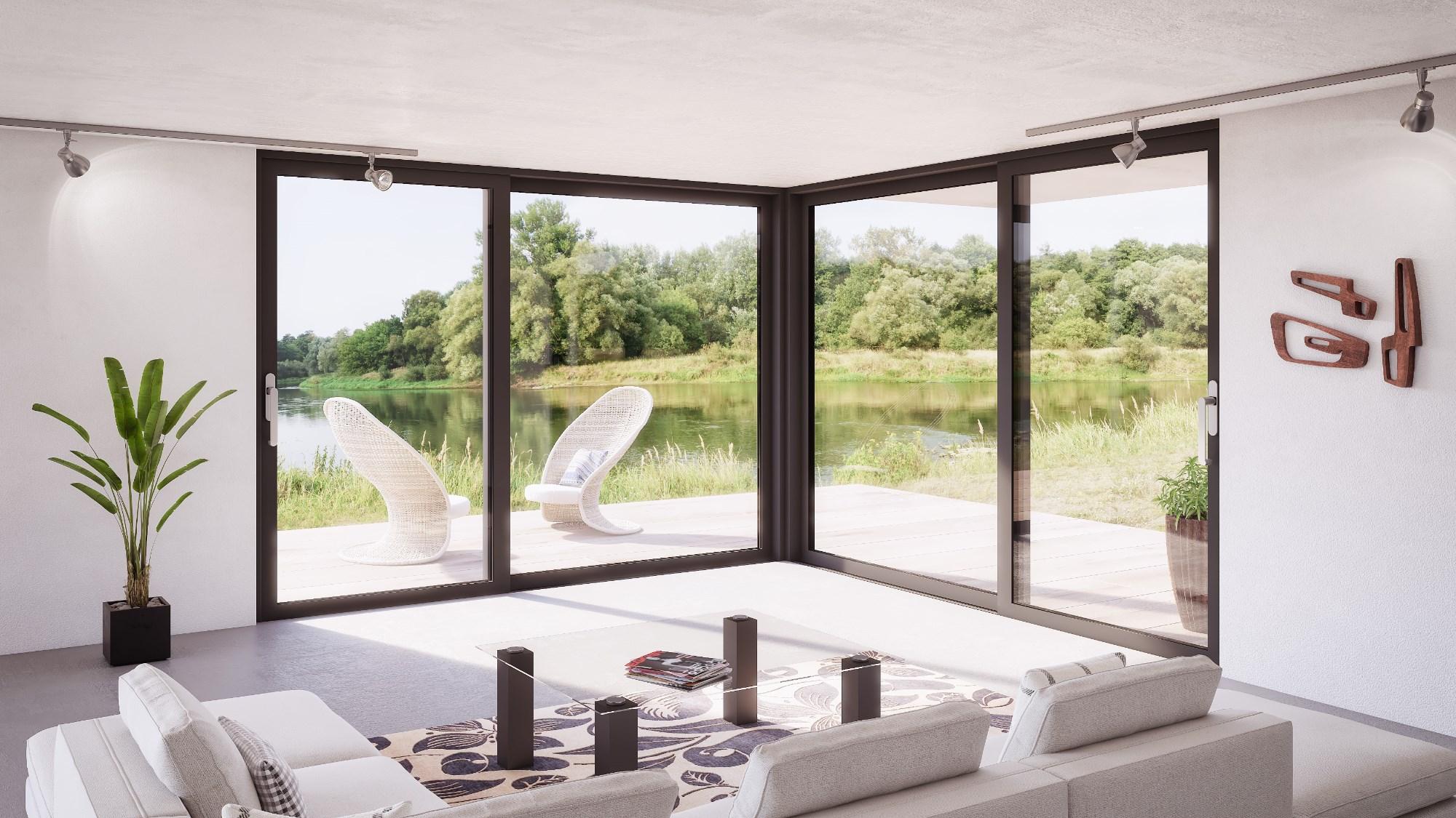 porovn n syst m hlin kov ch posuvn ch dve dafe plast. Black Bedroom Furniture Sets. Home Design Ideas