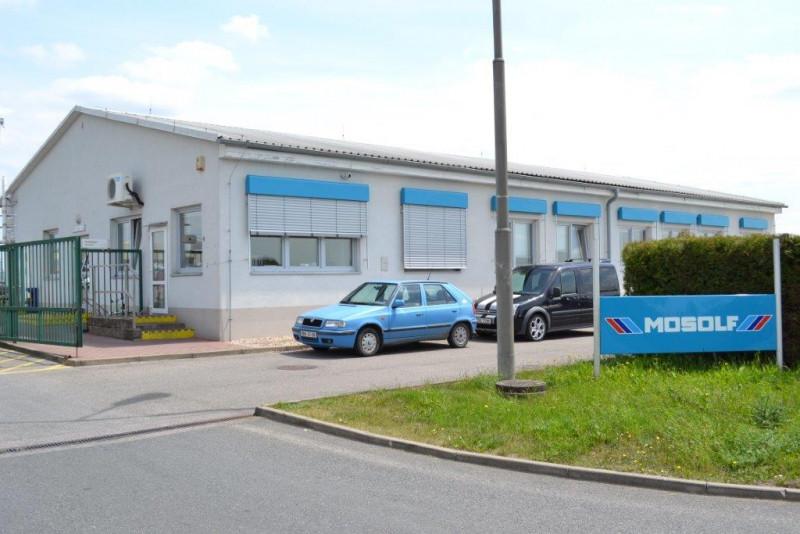 Administrativní budova spol.MOSOLF Dobrovice | DAFE-PLAST